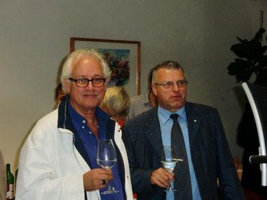 RU und Bezirksrat J. Wielander