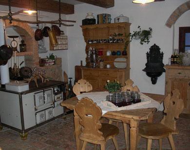 Forsthaus Frühstücksraum