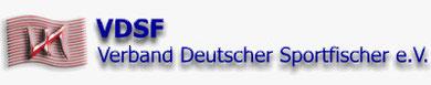 VDSF Verband Deutscher Sportfischer