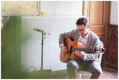 Benjamin Ramòn - guitare