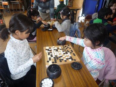 平成23年2月19日 囲碁教室