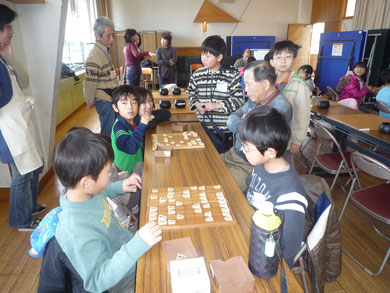 平成23年2月19日 将棋教室