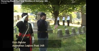 To preview portions of the September 18th, 2011 celebration at West Cemetery, go here: http://hopechurchamherst.org/Events.html