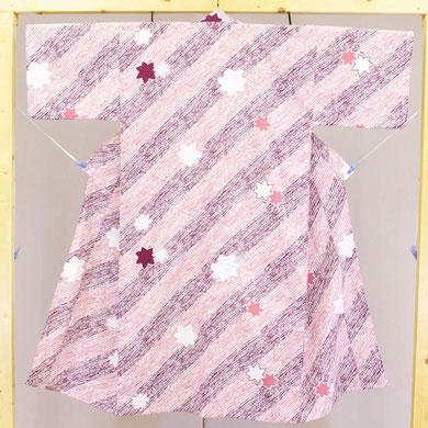 旅館浴衣 二巾生地