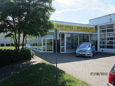 Autohaus Schmidt in Goldberg