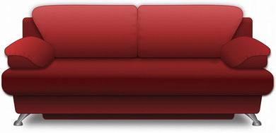 水戸市でソファーの家具処分、引取り