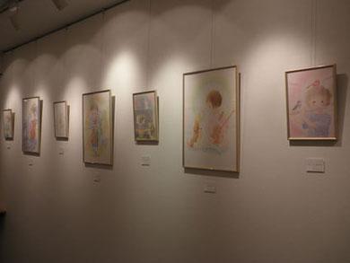 銀座ミレージャギャラリー「ほのぼの展」2010