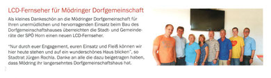 Horner Stadtnachrichten Ausgabe 1/2011
