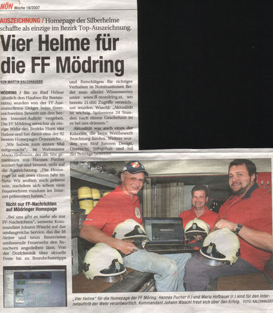 NÖN Horn/Eggenburg KW18/2007