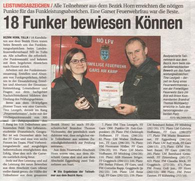 NÖN Horn/Eggenburg KW 12/2008