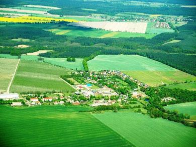 Luftbild von Wesendahl