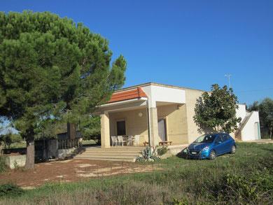 Casa Bibi im Oktober