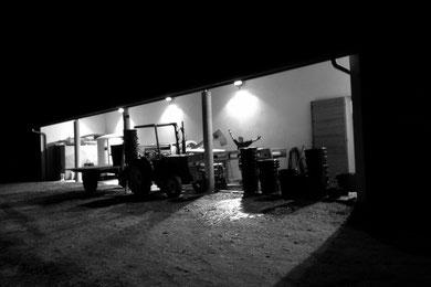la photo du dernier nettoyage nocturn