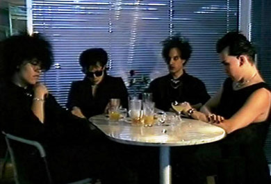 "Marquee Moon im Video ""Beyond The Pale"""