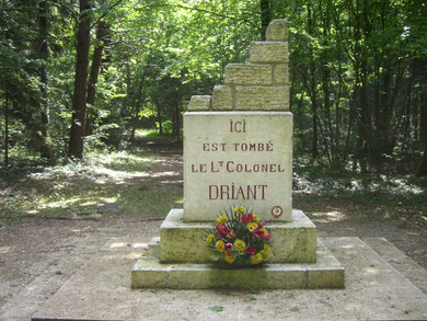 Verdun Caureswald Driant,Verdunbilder, Rene Reuter, Caureswald, Col. Driant