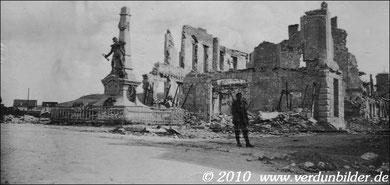 Kriegerdenkmal St. Mihiel 1915