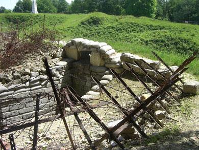 Verdun Vauquois, Verdunbilder, Verdun, Rene Reuter