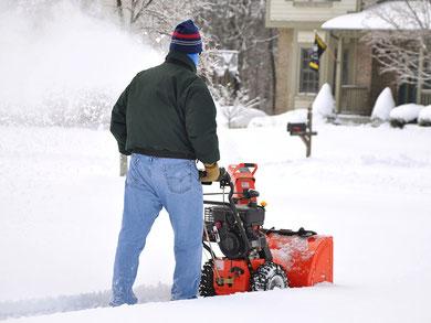 Winterdienst für privat
