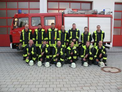 1 Gruppe - Gruppenführer: Ralf Wagner - Stellvertreter: Florian Leibig