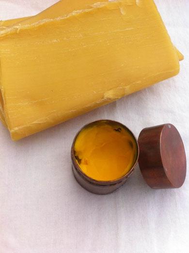Image. 7 : variante avec huile de Calendula