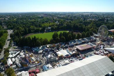 Erdinger Herbstfest im September 2012