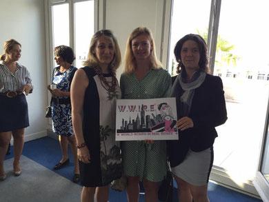WWIRE Conférence sur Les Femmes Entrepreneuses: lberté et changement