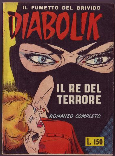 La cop. del n. 1 del 1963