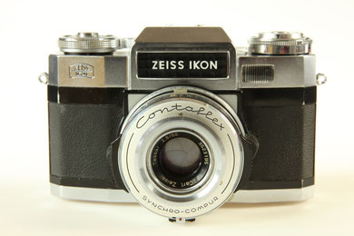 ZEISS Ikon Contaflex Super B  ©  engel-art.ch