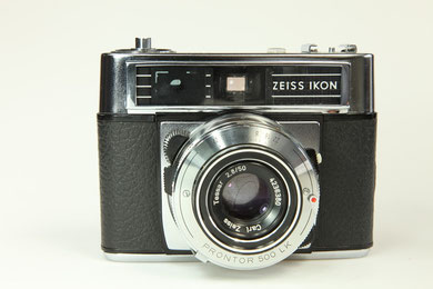 ZEISS Ikon Contessa LBE  ©  engel-art.ch