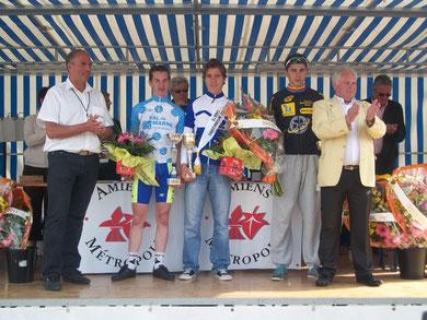 2e : Maudouit Olivier (94)  /  1er : Brebant Thomas (92)  /  3e : Miccoli Nicolas (59)