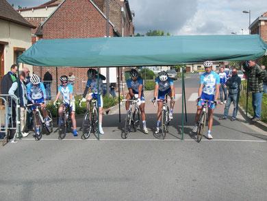 L'équipe du Val de Marne