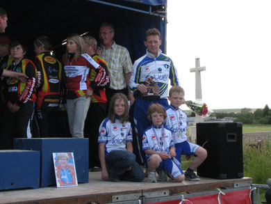 CC SALOUEL 6ème équipe au Championnat Somme EDV le 19 Juin