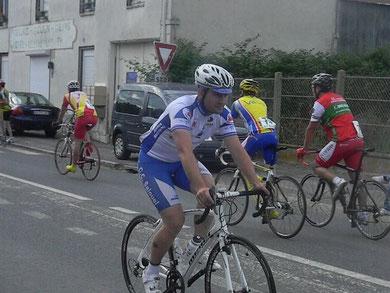 Nicolas Boury à LA RUE SAINT PIERRE le 9 mai 2011