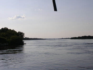 Promenade sur le Zambèze