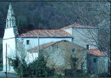 Iglesia de Santa María de Restiello