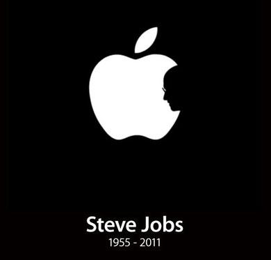 Tributo a Steve Jobs - diseño de Jonathan Mak