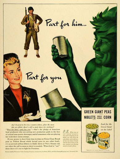 Leo Burnett e Jolly Giant Green