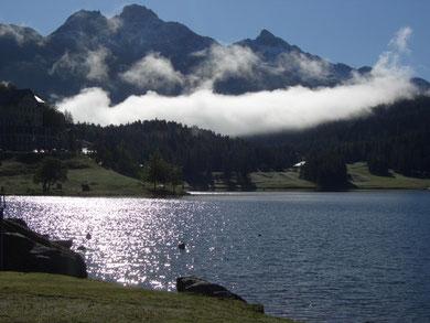 St. Moritz - See