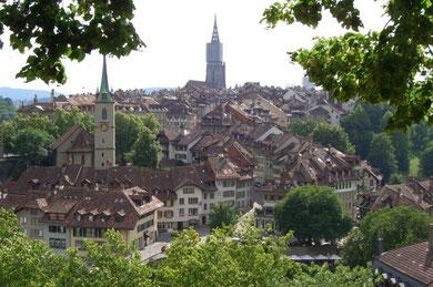 die Altstadt von Bern
