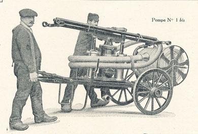 matériel de 1923