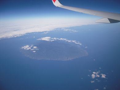 空からの 鹿児島 屋久島 H24.11.18