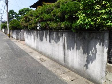外構リフォーム ビフォーの写真3