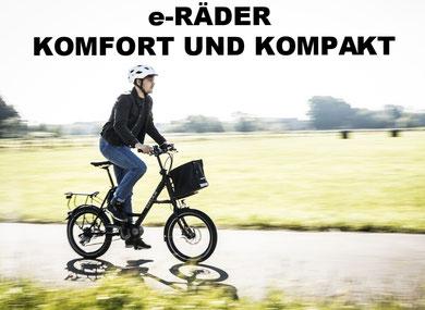 Elektrofahrrad, e-rad, e-bike, Victoria, e-RÄDER KOMFORT UND KOMPAKT