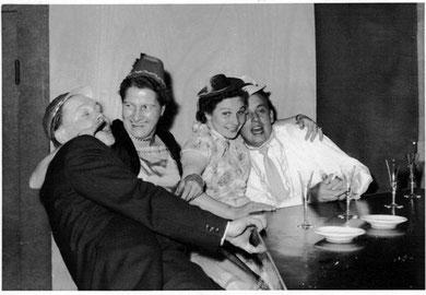 Frau Koch (Hugos Mutter), Inge Bartels, Heinz