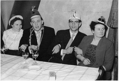 Fasching 1956
