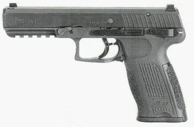 Heckler & Koch UCP (Ultimate Combat Pistol)