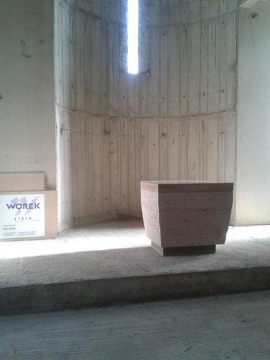 Altar Benediktinerinnen Kloster 1160 Wien