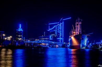 Für weitere Blue Port Impressionen auf das Foto klicken...