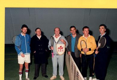 Un salto di 25 anni - 1985 Park Tennis-Caena, Meampo, Nene, Cleo, Pieroriga, Frenk