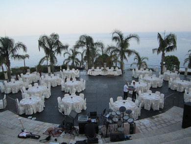 Wedding venue Taormina